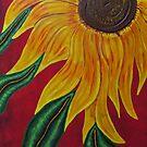 A Sunflower Dream by Guy Wann