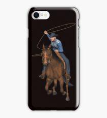 Cowboy Roper T_Shirt iPhone Case/Skin