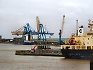 port of hull by H J Field