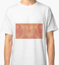 Orange Sun  Classic T-Shirt