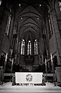 Altar of Grace - Grace Cathedral - San Francisco - USA by Norman Repacholi