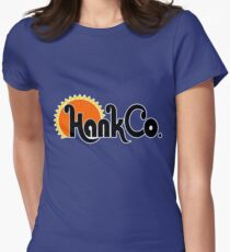 Hank Co. Womens Fitted T-Shirt