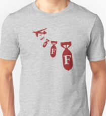 F bombs away T-Shirt