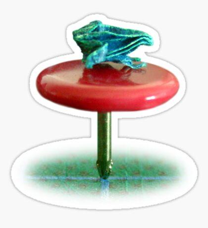 Toadstool Sticker