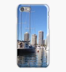 Boating On The Bay iPhone Case/Skin