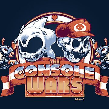 The Console Wars by Obvian