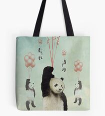 Pandaloons v2 Tote Bag
