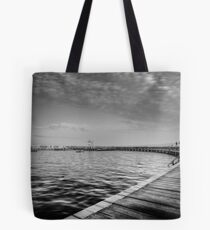 Lovely morning Tote Bag