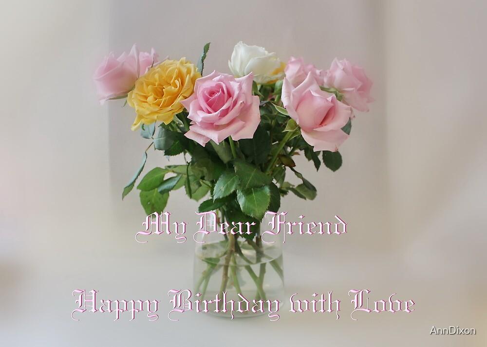 Happy Birthday by AnnDixon