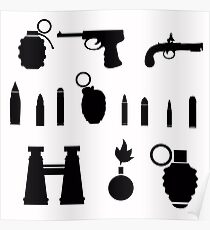 weapon Poster