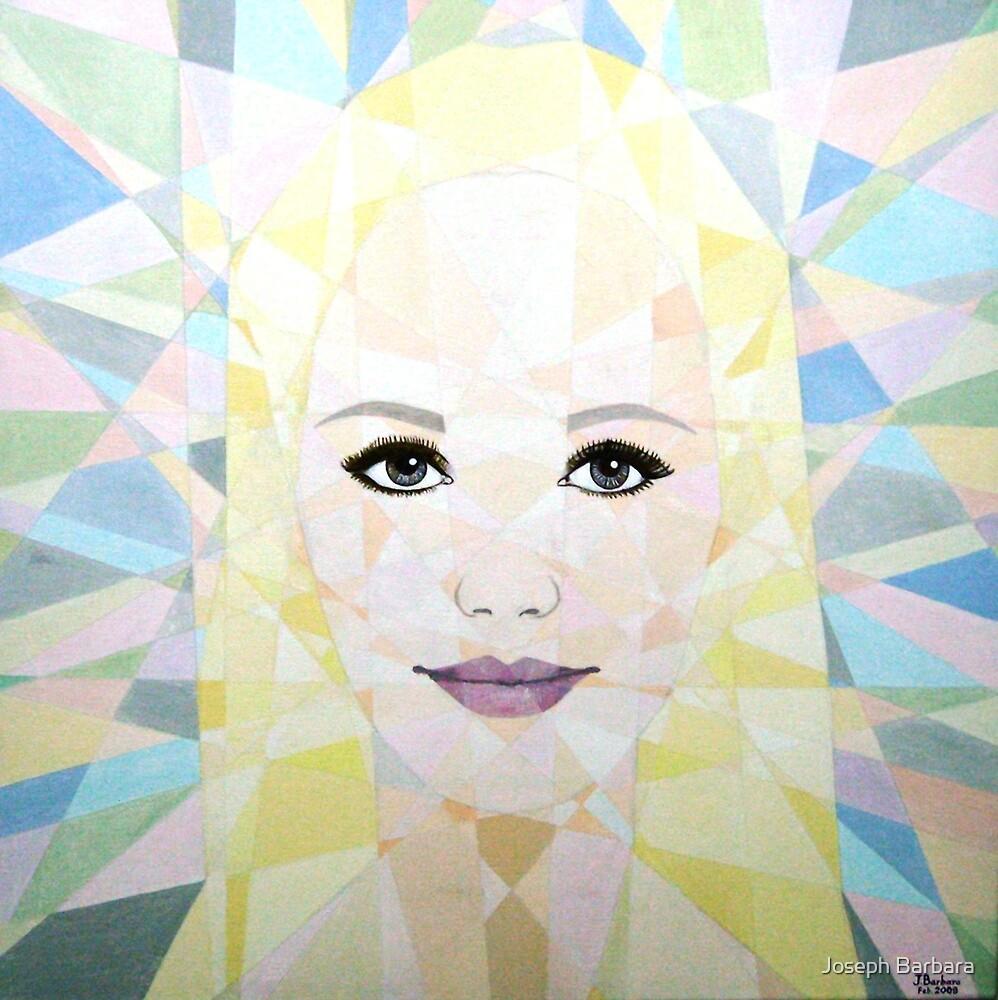 Prismatic Divine Expression by Joseph Barbara