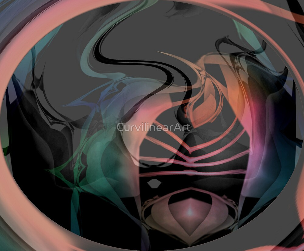 Curvilinear Project No. 167 ( Embryonic ) by CurvilinearArt