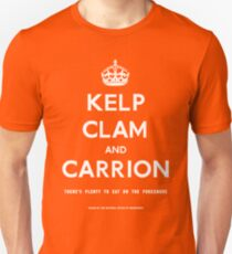 """Kelp, Clam and Carrion,"" 1941 Unisex T-Shirt"