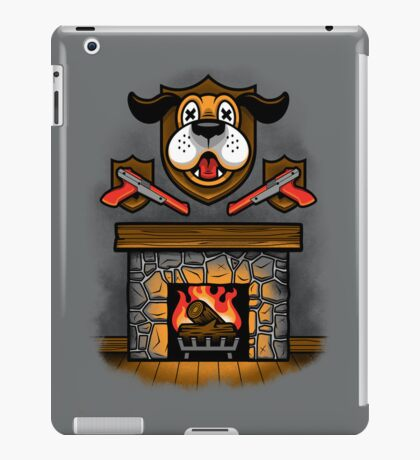 Who's Laughing Now? iPad Case/Skin