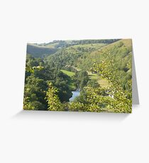 Derbyshire Greeting Card