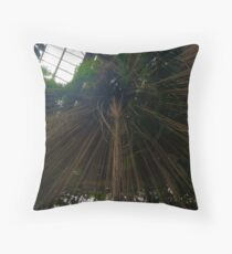Heart of the Swarm Throw Pillow