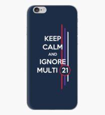 Multi 21 iPhone Case