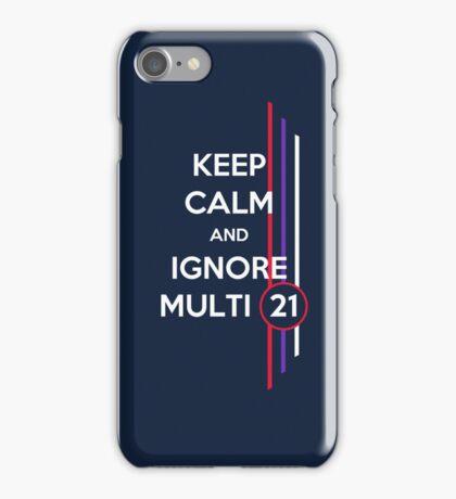 Multi 21 iPhone Case/Skin