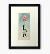 Pandaloons Framed Print
