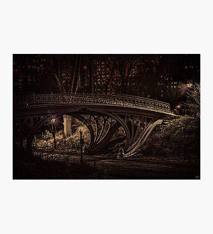 Another Bridge to Cross Photographic Print
