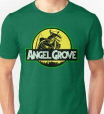 Angel Grove: Dragonzord Unisex T-Shirt
