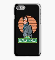 Beaker Street iPhone Case/Skin