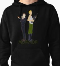 Consulting Boyfriends Pullover Hoodie