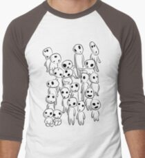 Tree's spirits Men's Baseball ¾ T-Shirt