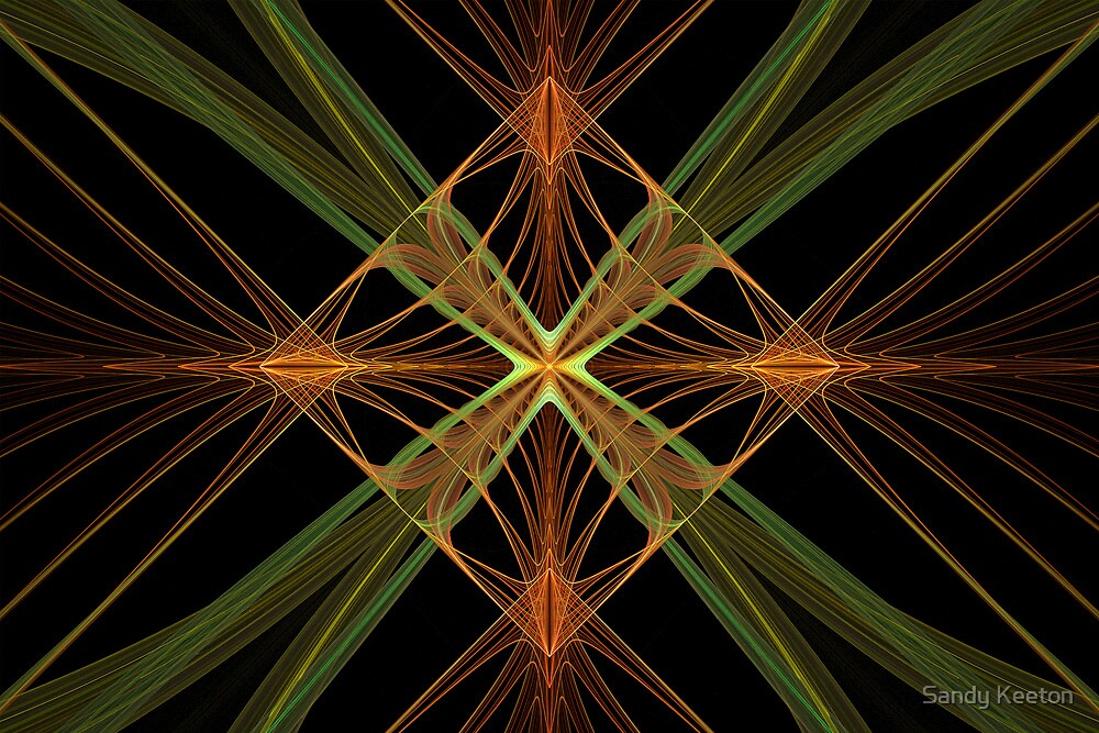 Celtic Diamond by Sandy Keeton