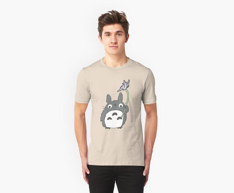 My Neighbor Totoro by LuzzyLiz