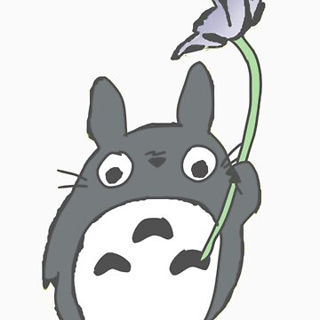 My Neighbor Totoro by LuzzyLiz