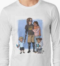 Skywalker Family Long Sleeve T-Shirt