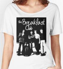 Breakfast club Women's Relaxed Fit T-Shirt