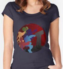 Camiseta entallada de cuello redondo Titanes