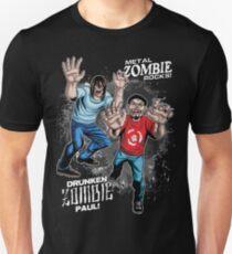 Metal ZOMBIE Jesus Unisex T-Shirt