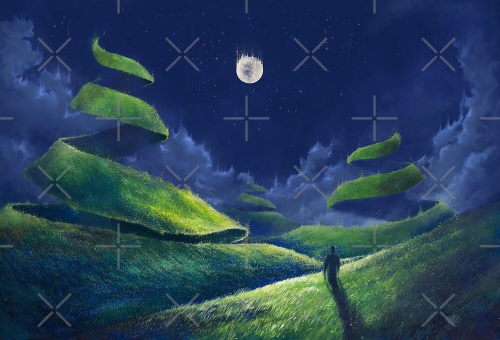 Matters End by Vincent Carrozza
