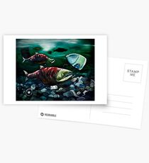 Something in the water Postcards