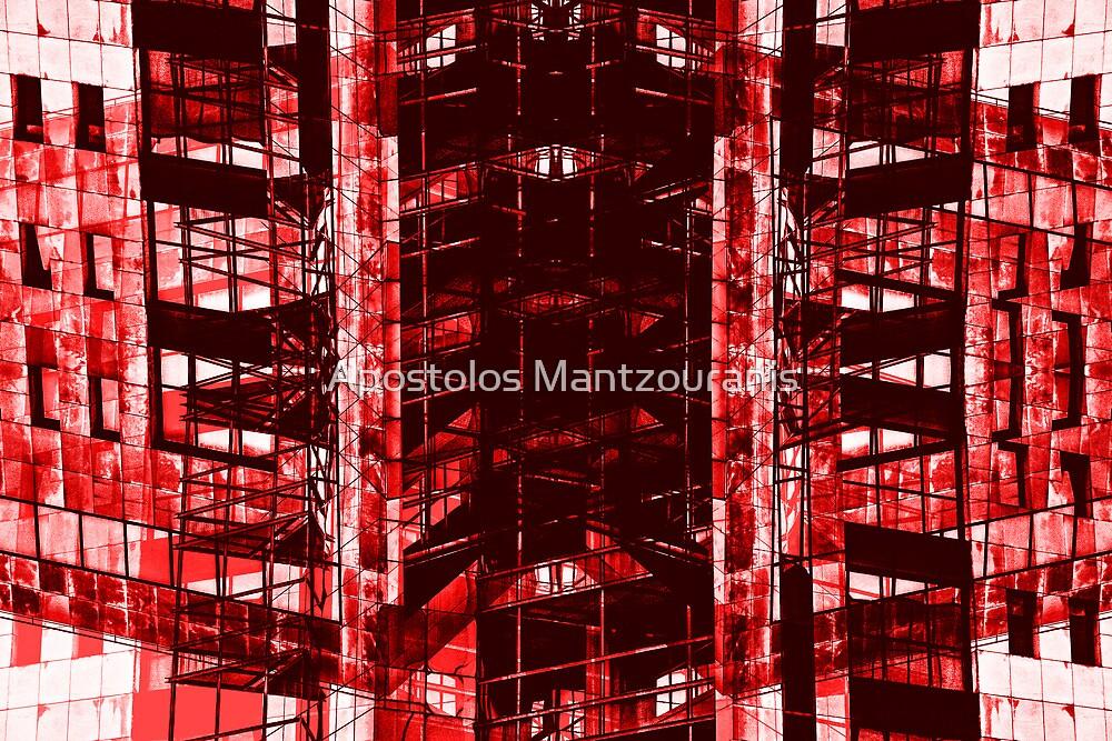 Inverted Perception by Apostolos Mantzouranis