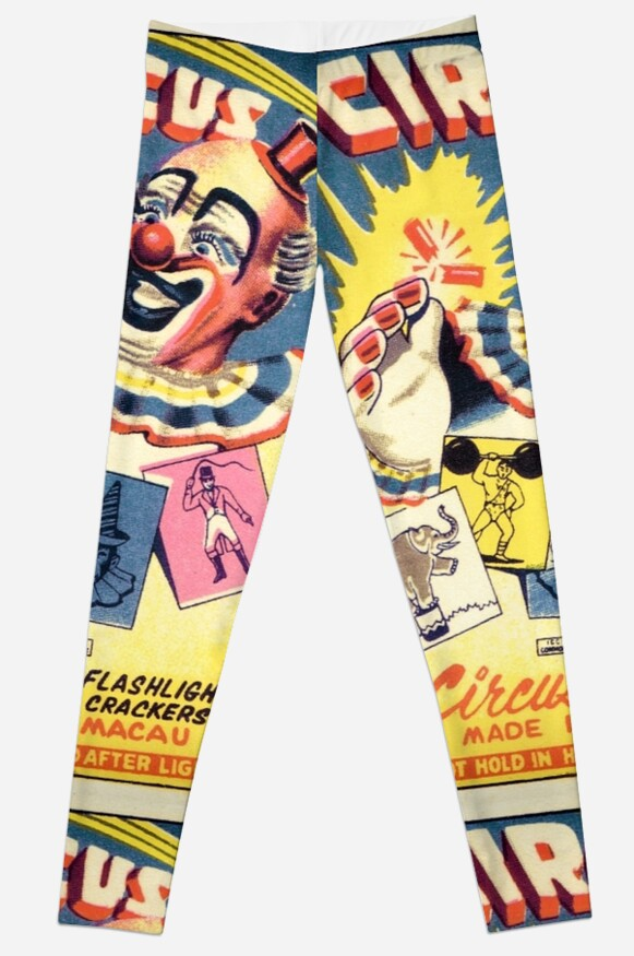 Circus with a Bang! by Tasty Clothing