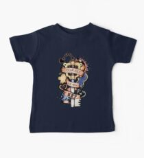 Courage Is The Key Baby Tee