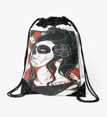 TASTY™ SUGAR SKULL Drawstring Bag