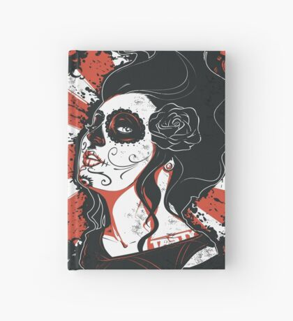 TASTY™ SUGAR SKULL Hardcover Journal