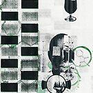 The Big Sleep  by Metamorphic Illustration