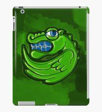Green dragon iPad Case/Skin