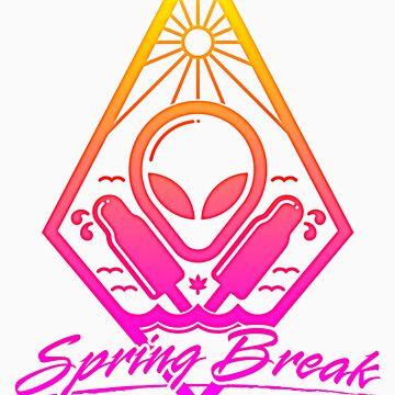 Spring Break Forever by JASONCRYER