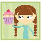 Cupcake by EmilyListon4