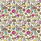 Sweet Eats by RosieParkinson