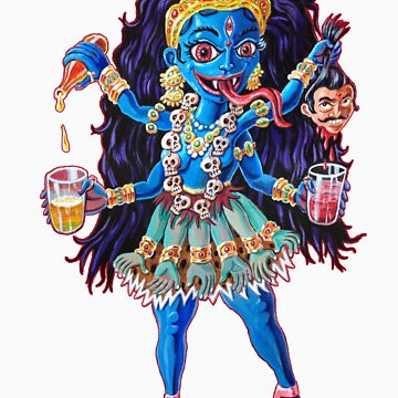 Party Girl Kali by eliwolff