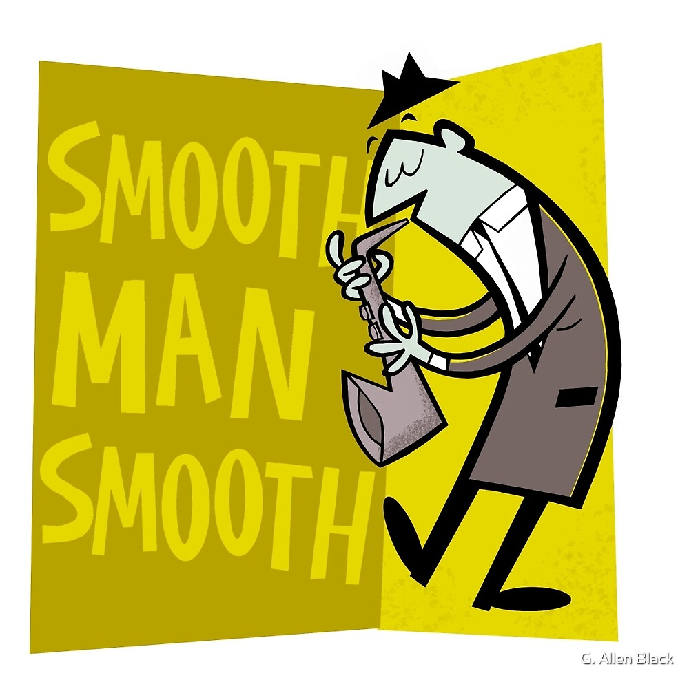 Smooth Man Smooth by G. Allen Black