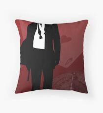 Casino Royale Throw Pillow